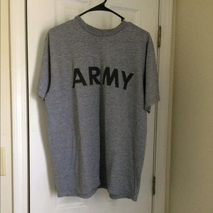 Other - 5 Short Sleeve T-Shirt Army